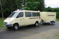 Betreuungsgruppenkraftwagen